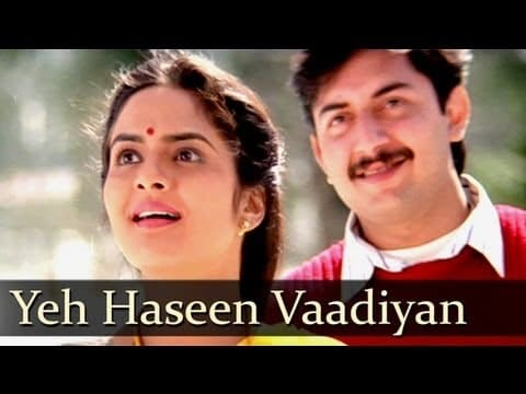 Song : Yeh Haseen Wadiyan Yeh Khula Aasman (Best OF A.R Rahman) Movie : Roja 1992