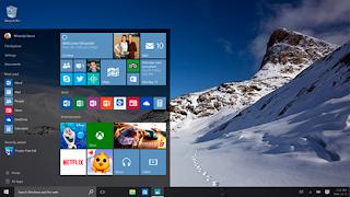 asi lucira el nuevo menu de inicio de windows 10 con nuevas mejoras