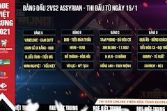 AOE Việt Trung 2021: Liệu có chung kết Việt Nam - Trung Quốc ở thể thức 2vs2 Assyrian?