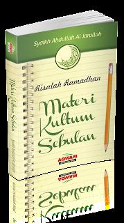 Materi Kultum Sebulan | TOKO BUKU ISLAM ONLINE