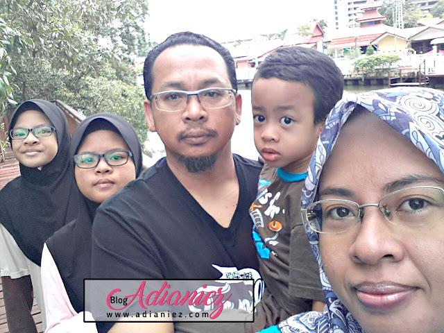 Swiss Garden Hotel & Residences, Melaka ::: Jalan Kaki Sekitar Hotel Di Pagi Hari :::