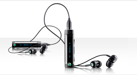 sony latest news: Hi-FI Wireless Headset with FM Radio MW600