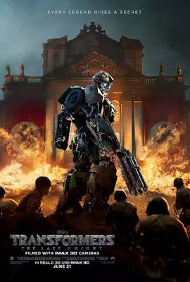 Póster de Transformers: el último caballero