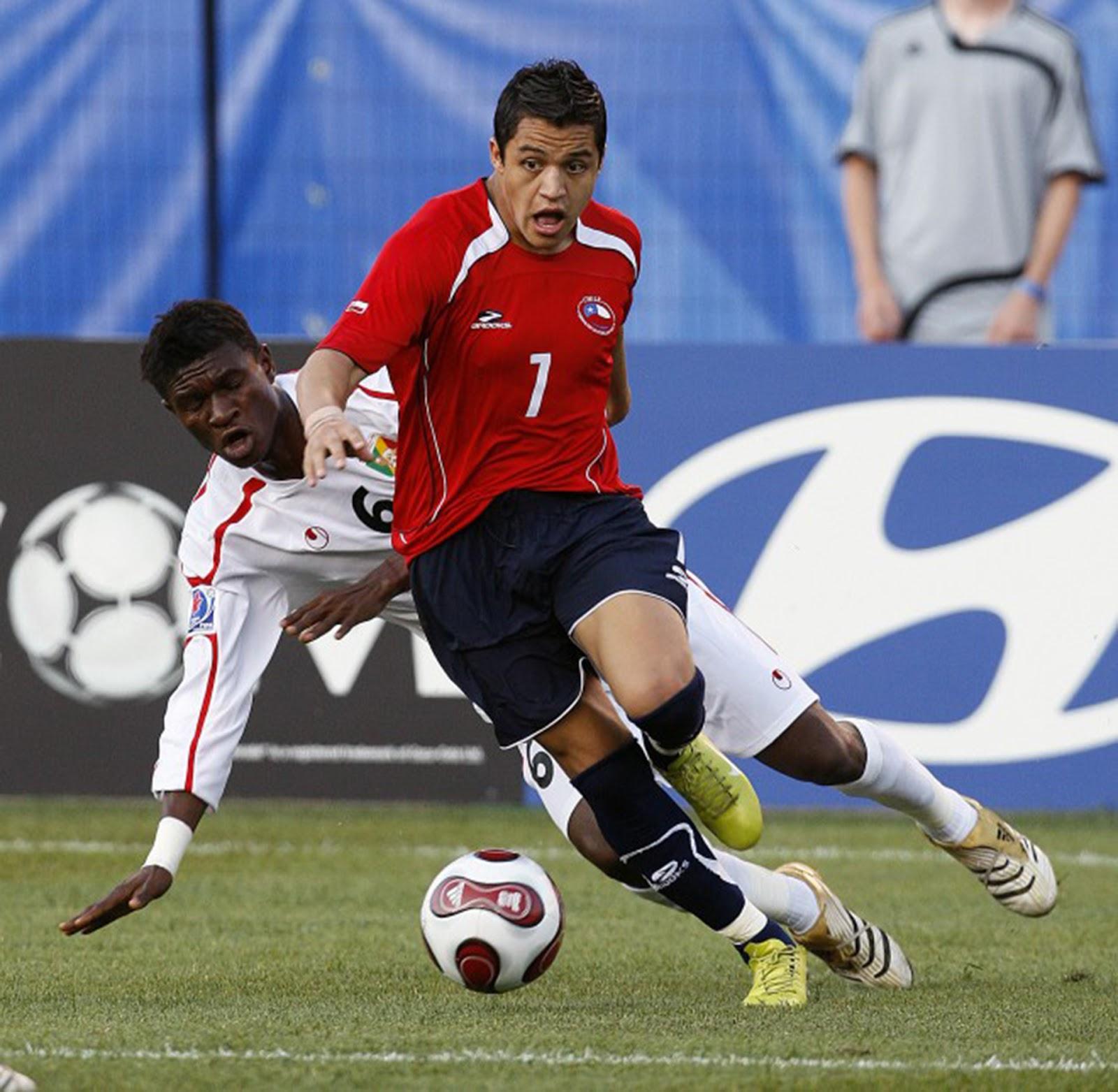 Chile y Congo en Copa del Mundo Sub-20 Canadá 2007, 5 de julio