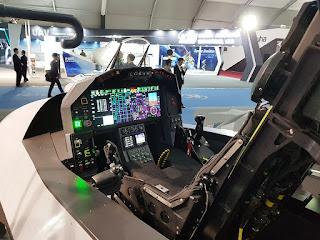 Kokpit  Jet Tempur KFX