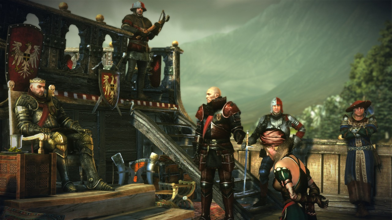 Witcher 2 Game In Just 11 Mb Highly Compressed - High Compress Games