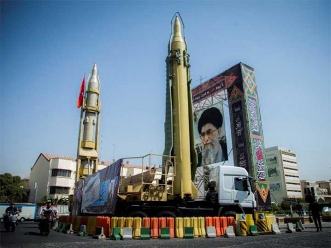 Advierte Irán que nunca renunciará a sus misiles