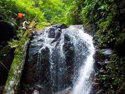 Wisata Alam Curug Lawe Petungkriyono Pekalongan Sudah di Buka
