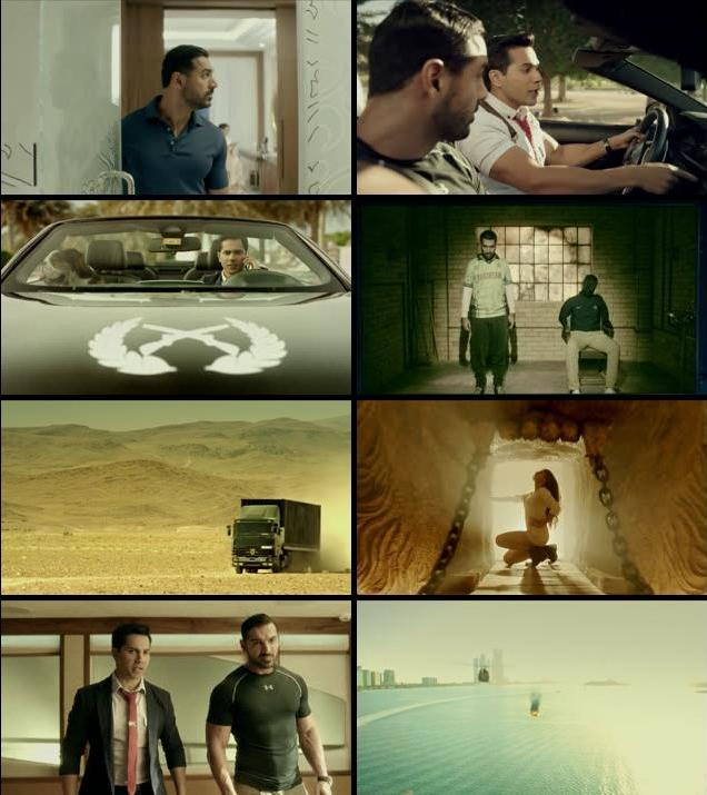 Dishoom 2016 Hindi 720p HDRip