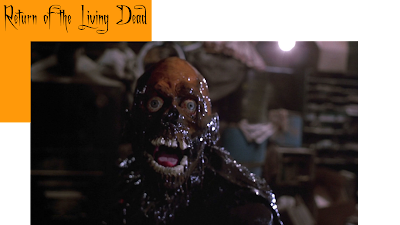 Return of the Living Dead 1985 movie