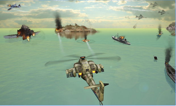 Gunship Strike New Release Apk