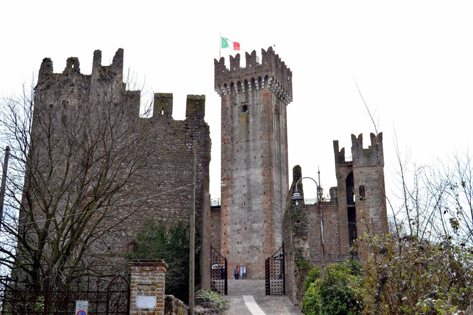 castello scaligero valeggio sul mincio