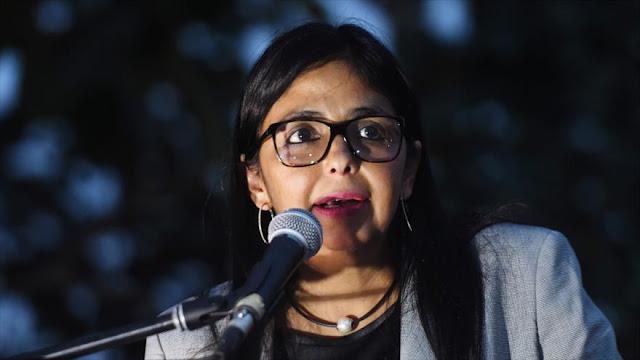"""Venezuela acusa a México de gozar de """"velo imperial y de Almagro"""""""