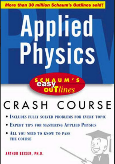 Schaum's Easy Outlines - Applied Physics pdf