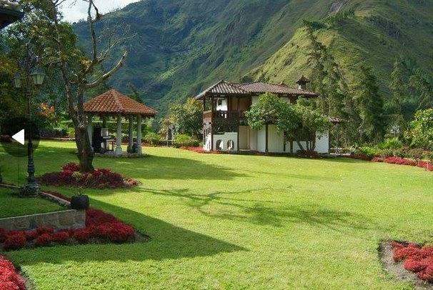 Hoteles en Baños - Hotel Samari Spa Resort