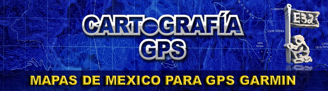 BLOG CARTOGRAFIA GPS