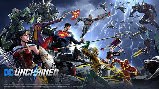 DC Unchained Download APK