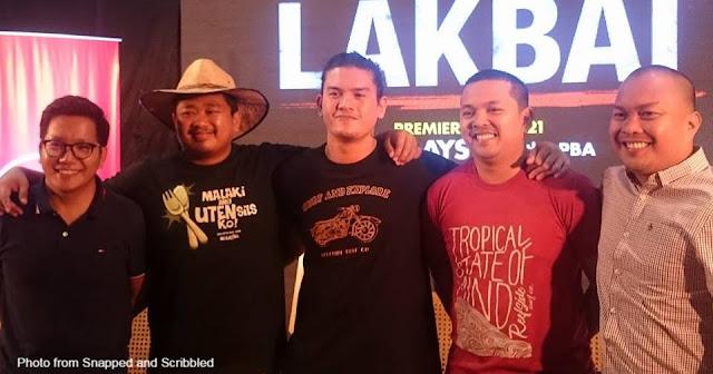 "Baste Duterte on accepting the TV show: ""Tinanggap ko na, sayang naman kasi yung pera."""