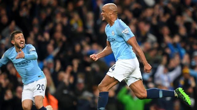 Manchester City Vincent Kompany