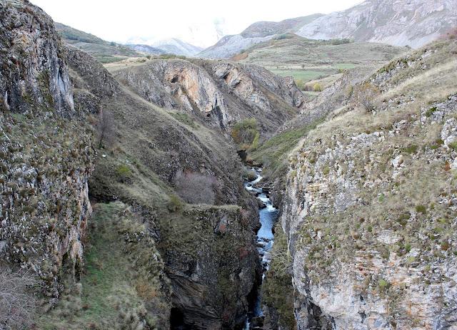 Nacimiento del río Sil. Comarca de Babia. Estar en Babia. León