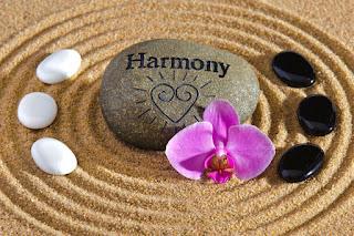 Japanese Zen Garden a symbol of harmony