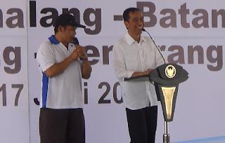 Hafal Pancasila, Pria Ini Tagih Hadiah Jokowi, Begini Reaksi Presiden