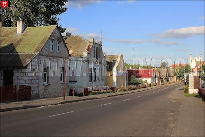 Улица в Ивье