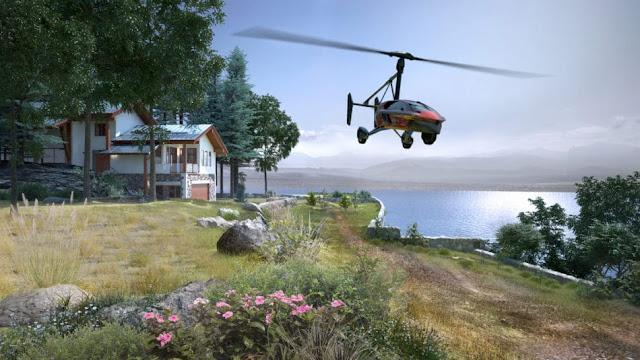 La primera compañía de coches voladores empieza a vender sus modelos a nivel comercial
