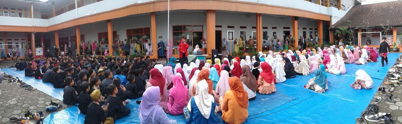 Sambut Hari Kartini 2018, Ini yang Dilakukan SD Ar-Rafi' Drajat