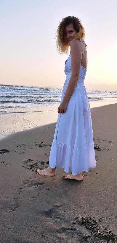 #summerstyle #sealook #marbella #costadelsol #whitedress #fashion #photo #inspiration #holiday #beach