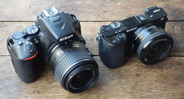 Mengapa Banyak Orang Bermigrasi dari Kamera DSLR ke Mirrorles?