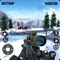 Winter Mountain Sniper