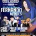 Show de Fernando Mendes no Ares Cisnes.
