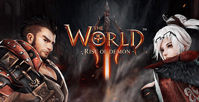 Download The World 3 Rise of Demon v1.1 Mod Apk