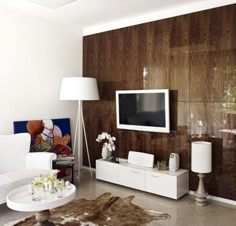 Un piso de lujo en 47 metros cuadrados ministry of deco for Pisos de 40 metros cuadrados