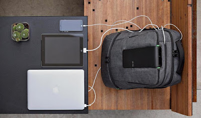 AMPL's Smart Backpack