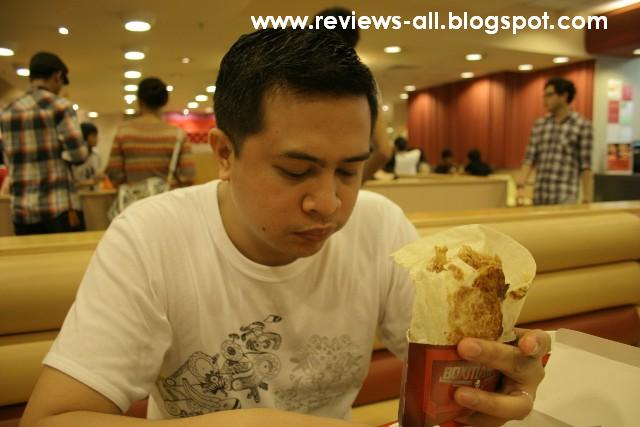 We'll Tell You - A&W Couple's Blog: KFC Boxmaster Meal