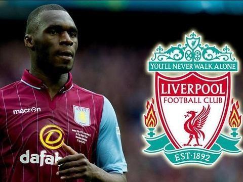 Benteke từ Aston Villa đến  Liverpool