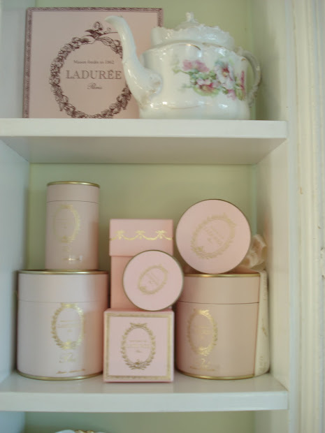 French Beauty Mark Pastry Kitchen Makeover