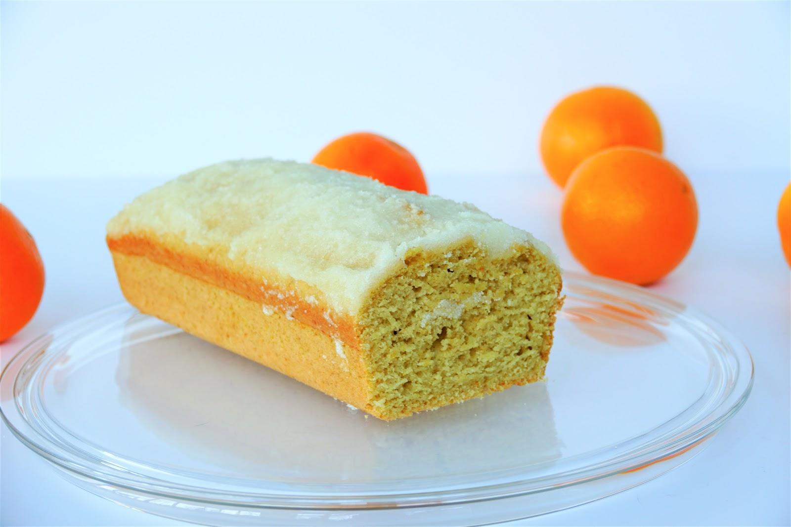 Vegan Go For It Saftiger Orangenkuchen