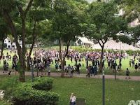 Nah Loh! Warga Singapura Demo, Protes Pemilihan Presiden yang Dimenangkan Halimah Yacob