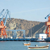 Gwadar port is the turn of C-C's commercial activities