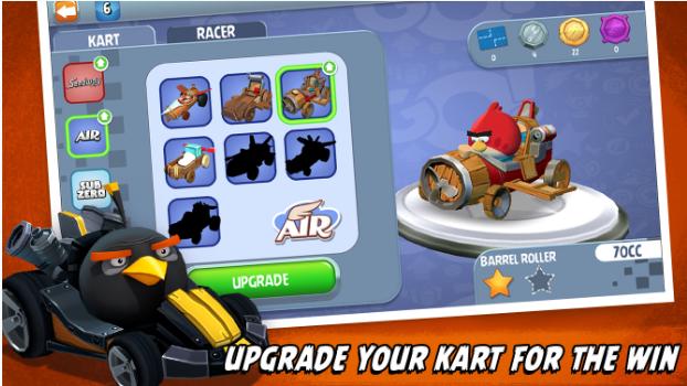 Angry Birds Go! APK, Angry Birds Go! Mod APK