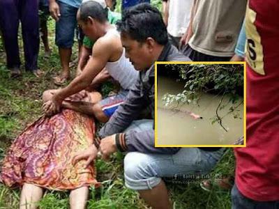 Ini Cerita Sebenar Buaya Hantar Balik Mayat Syarifuddin Pada Orang Kampung