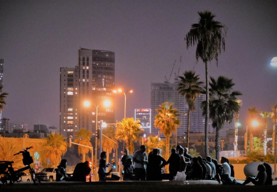 Yöelämä Tel Aviv