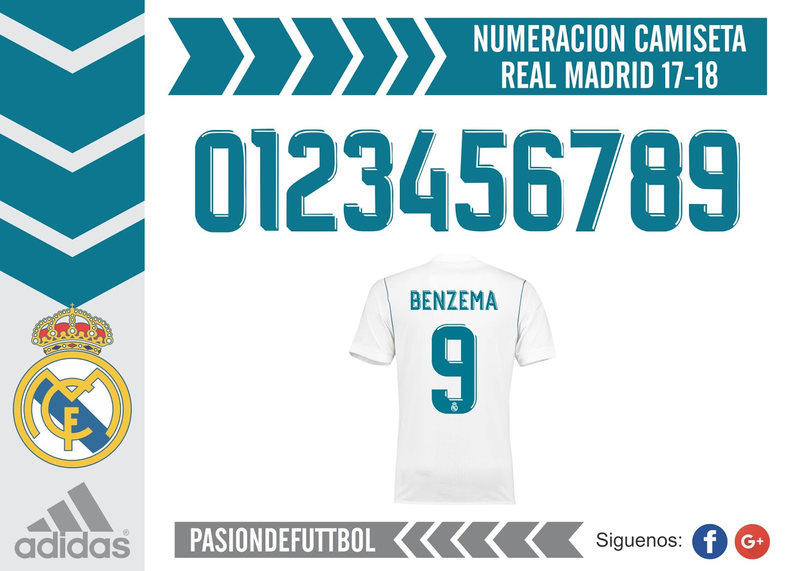 Download Font Real Madrid 2013 Ttf