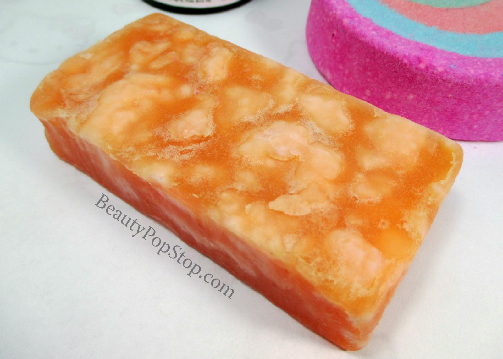 lush magnificent soap review
