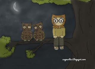 ilustrasi-alif-dan-sepasang-burung-hantu-bagian-1