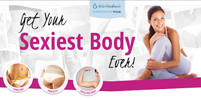Kris Fondran - Shapeshifter #Yoga System - yoga fat loss flow