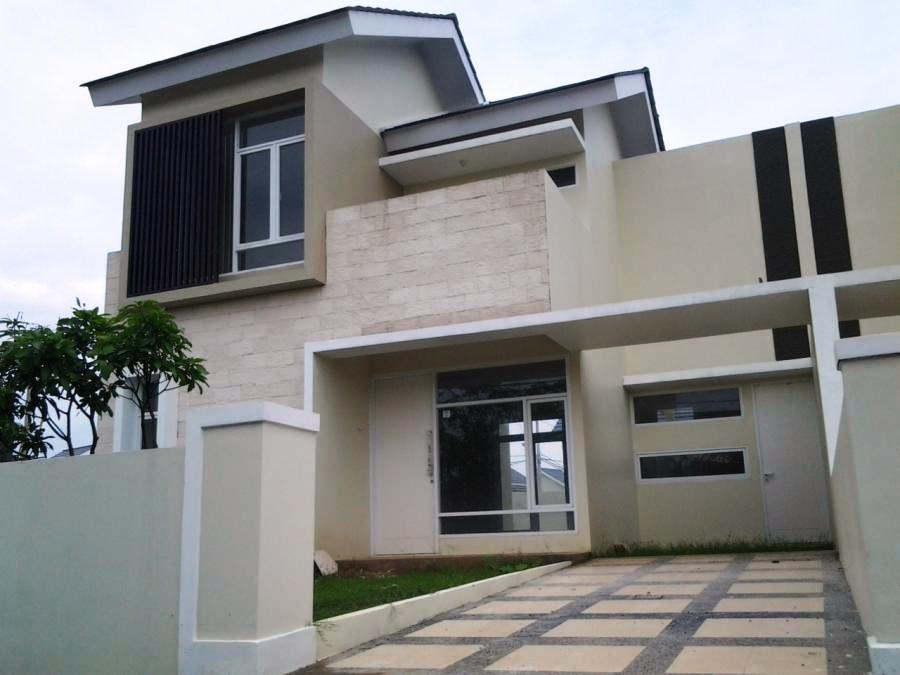 Contoh Model Rumah Mewah 2 Lantai
